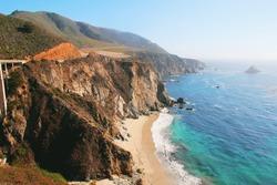 Pacific Coast Highway at Southern California