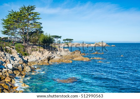 Pacific Grove, Monterey, California, USA
