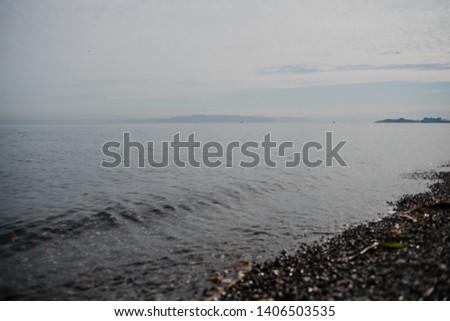 Pacific Northwest beach, PNW, ocean #1406503535