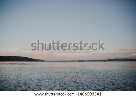 Pacific Northwest beach, PNW, ocean #1406503541