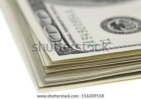 pack of dollars.