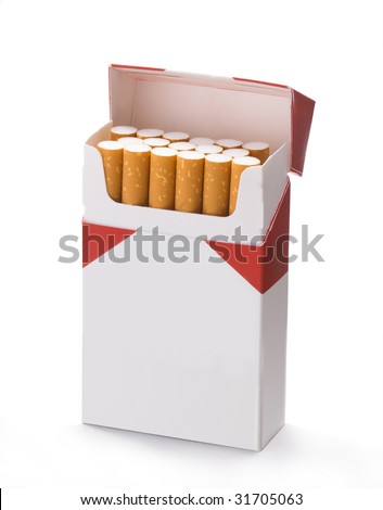 package of cigarettes