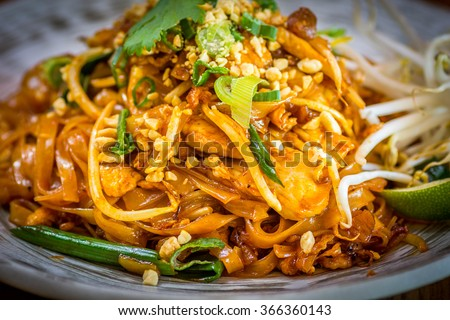 Pad thai #366360143