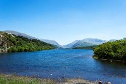 Padarn Lake - Llanberis North Wales