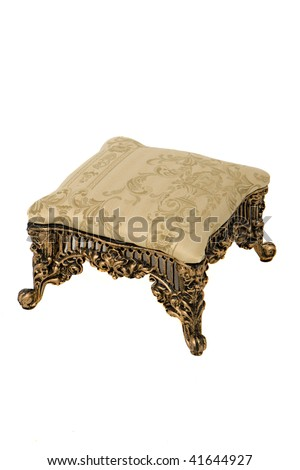 Padded Foot Stool