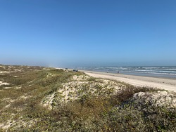 Padre Island National Seashore Texas