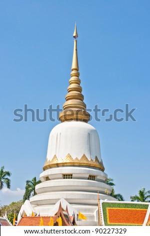 pagoda temple, thailand