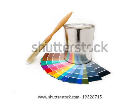 paint and swatches