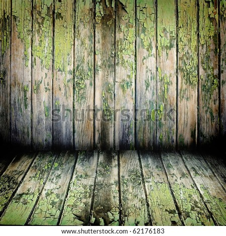 paint chipped wood background