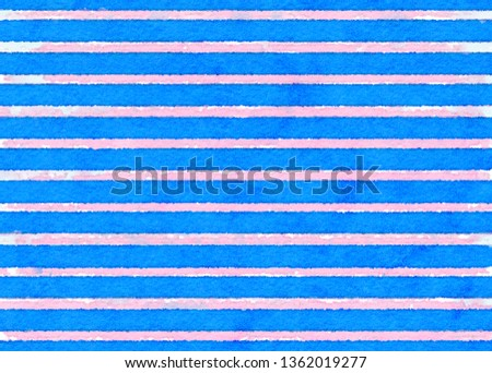 paint like illustration fashion concept abstract color match strip background #1362019277