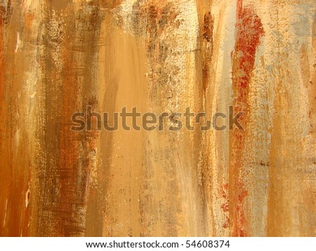 Paint on Canvas Textures 1