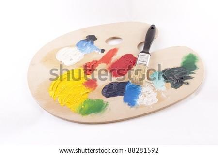 Paint Palate