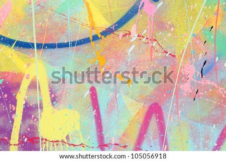 paint spatter