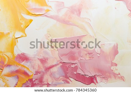 painted abstract background #784345360
