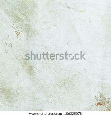 Painted grunge paper texture