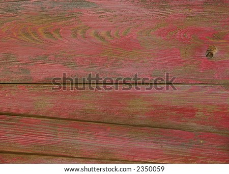 Painted grunge wooden background texture