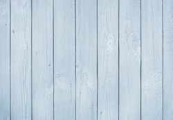 Painted light blue grey pastel wood background texture