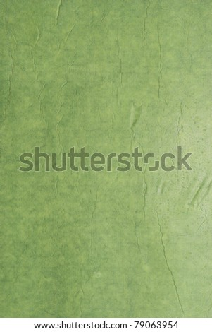 Painted paper texture