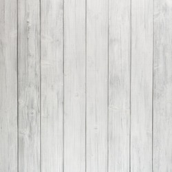 Painted Plain Gray or White Rustic Wood Board Background that can be either horizontal or vertical.   Blank Room or Space for copy, text, words.  Square crop.
