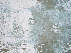 Painted wood crackle surface texture