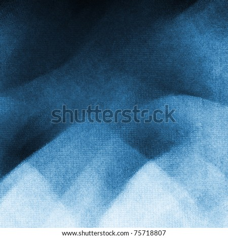 painterly blue-white-black background