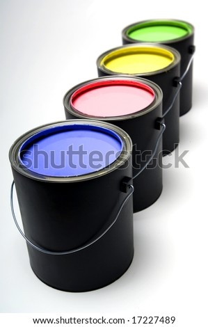 Painting Cans