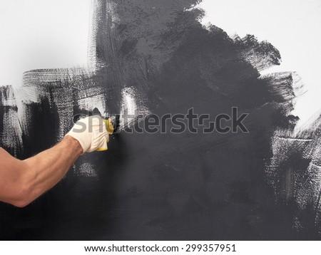 Painting Walls #299357951