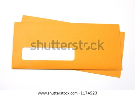 of manila envelopes with a