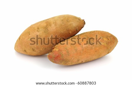Pair of Sweet Potatoes