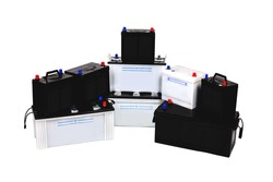 Pairs of car and truck heavy duty battery