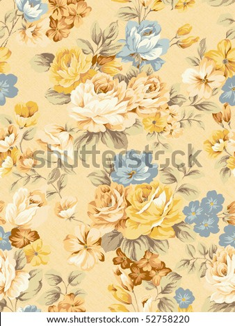 paisley seamless background pattern