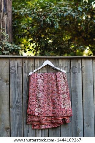 Pakistani Indian bridal lehnga skirt dress wedding dress #1444109267