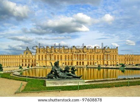 Palace de Versailles, France, UNESCO World Heritage Site