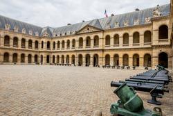 Palace Les Invalides in Paris