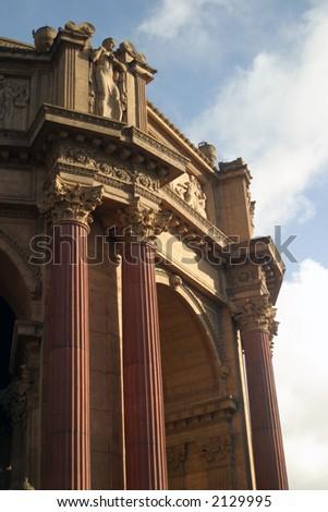 Palace of Fine Arts - San Fransisco