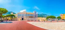 Palace of Prince of Monaco