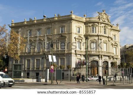 casa de america palacio de linares