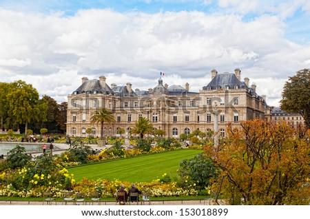 Palais du Luxembourg, Paris, France