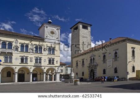 Palazzo dei Rettori and Torre Civica