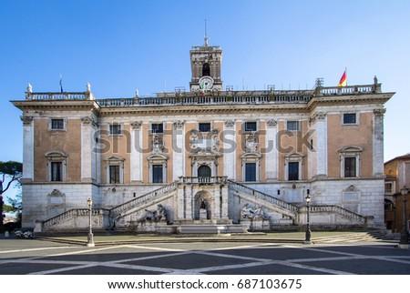 palazzo senatorio  senatorial...