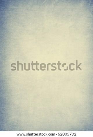 pale blue vintage paper background
