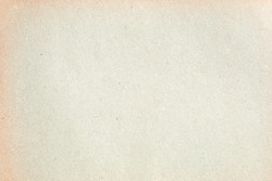 Pale brown paper vintaged background surface texure