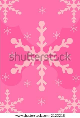 Flakes Of Snow. snow flakes background