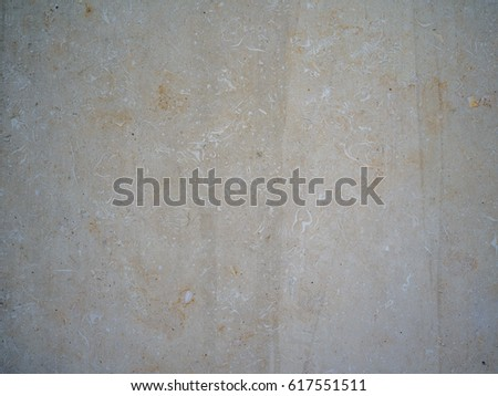 Pale Silver and Tan  Marble Backdrop.  Polished marble stone wall with colorful tones. #617551511