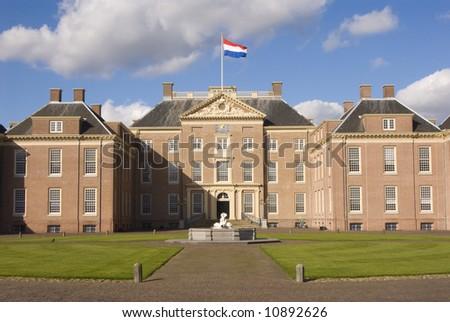Paleis Het Loo (Royal Palace in Apeldoorn, The Netherlands)
