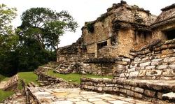 Palenque Ruins, Chiapas, Mexico
