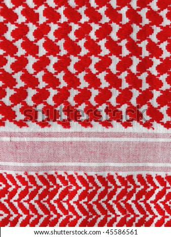 palestine keffieh texture closeup. More of this motif & more textiles in my port.