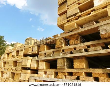 pallets, boards       #571021816