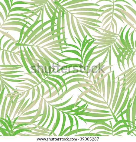 Palm Leaf Template http://www.shutterstock.com/pic-39005287/stock-photo-palm-leaves-on-a-seamless-pattern.html