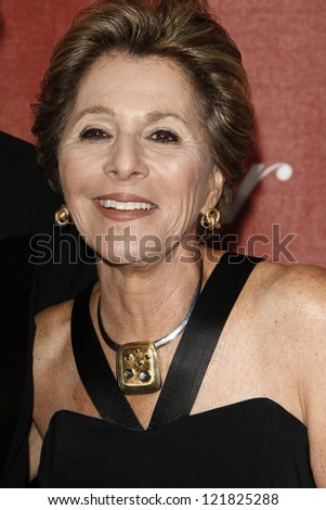 PALM SPRINGS, CA - JAN 7: Senator Barbara Boxer at the 23rd Annual Palm Springs International Film Festival Awards Gala at the Palm Springs Convention Center on January 7, 2012 in Palm Springs, CA